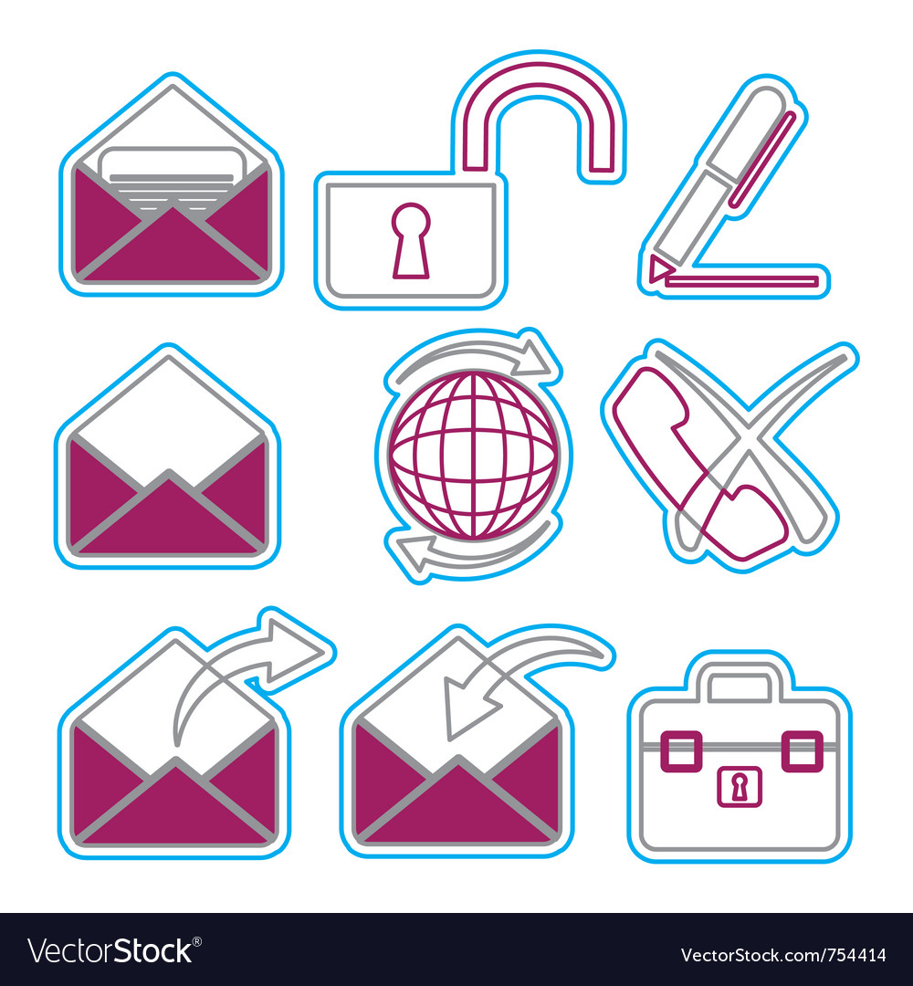 Free icon duoton 3 vector