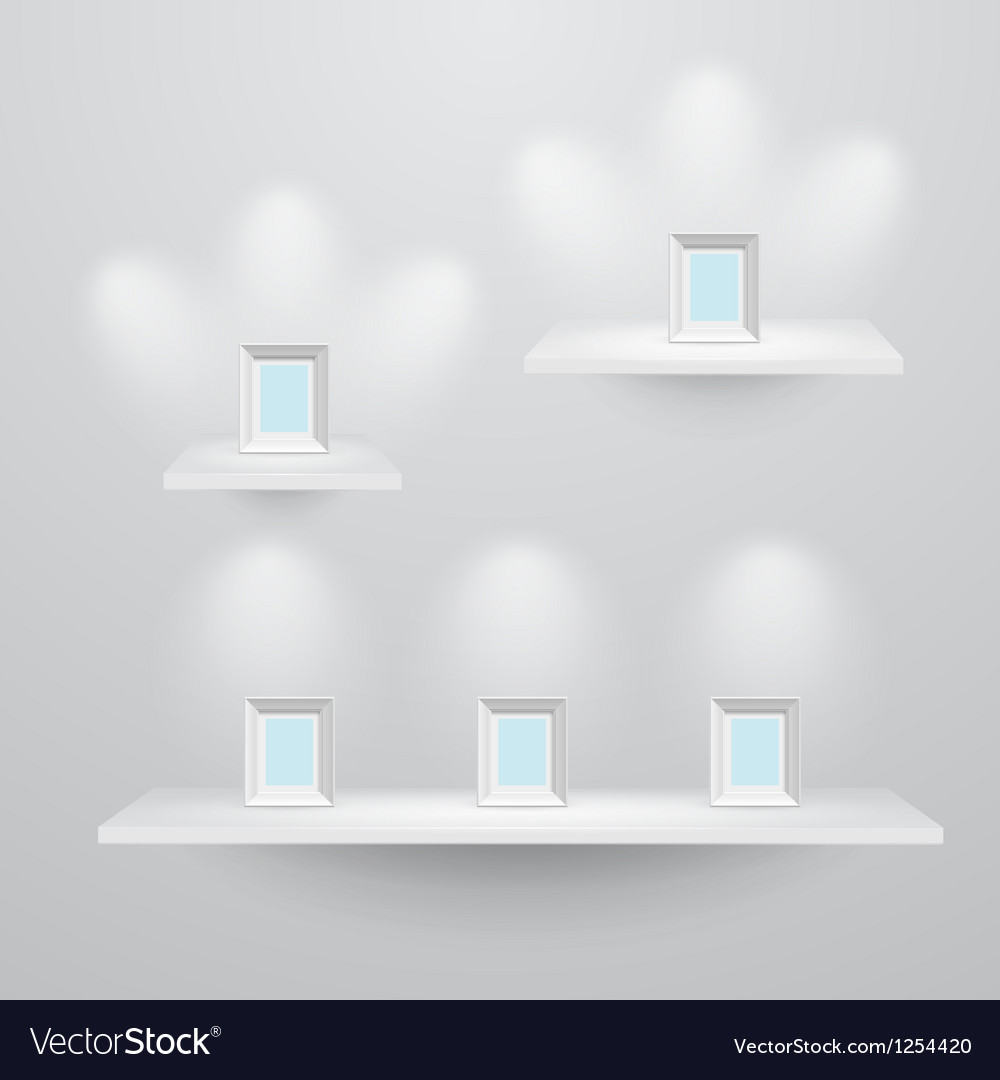 Shelf3sizes vector
