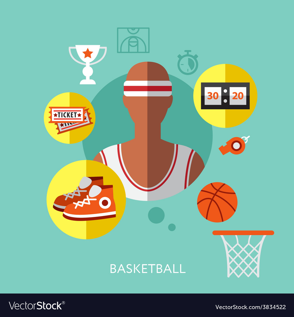 Infographic Ideas infographic basketball : Basketball infographic vector by TopVectors - Image #3834522 ...