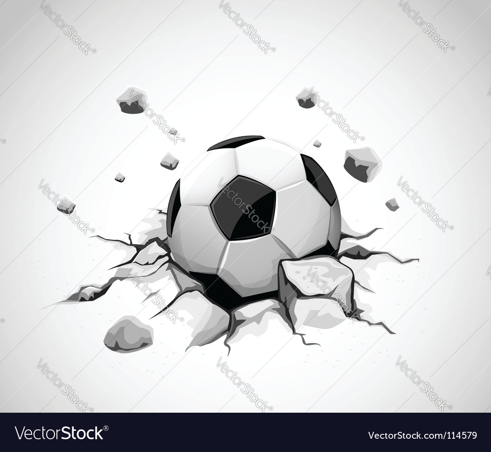 Sports background vector
