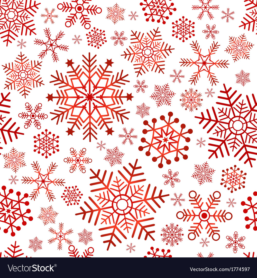 Seamless christmas pattern vector by OlgaDrozd - Image #1774597 ...