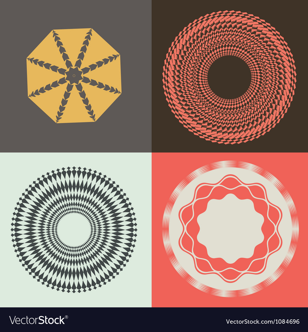 Optical collection designs vector