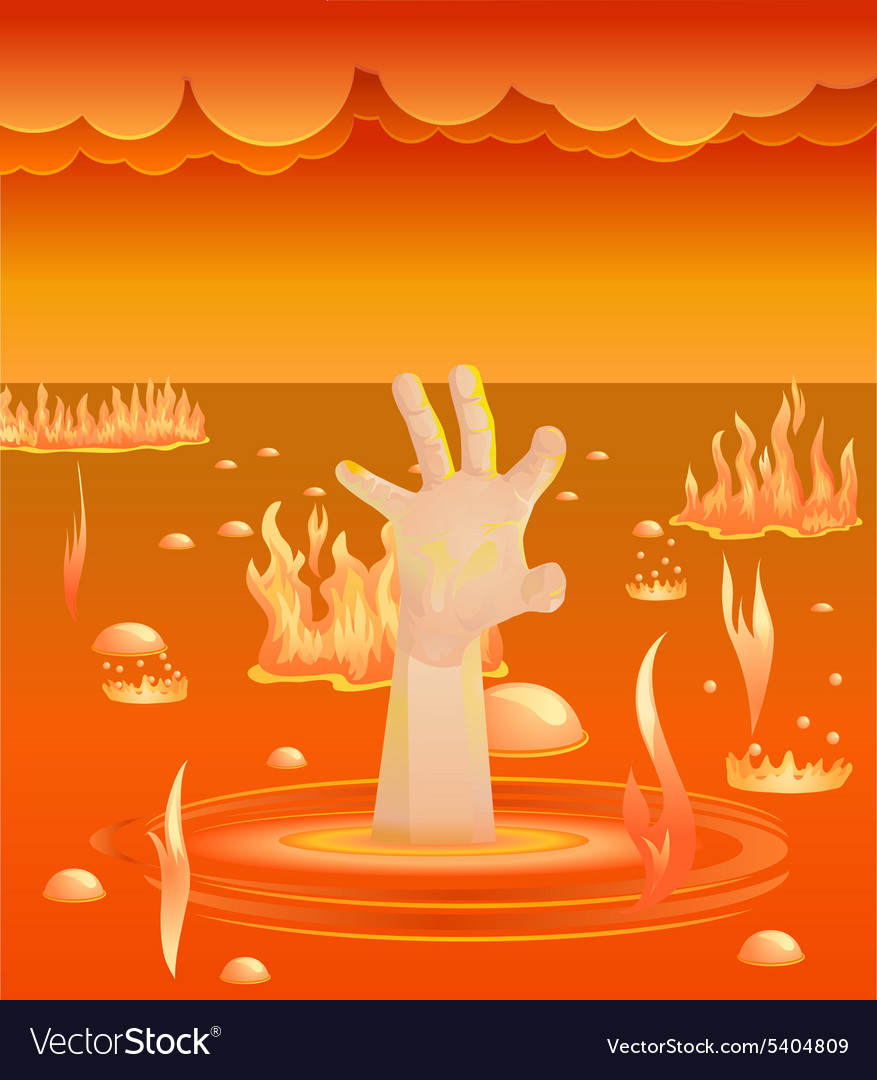 Hand in hell