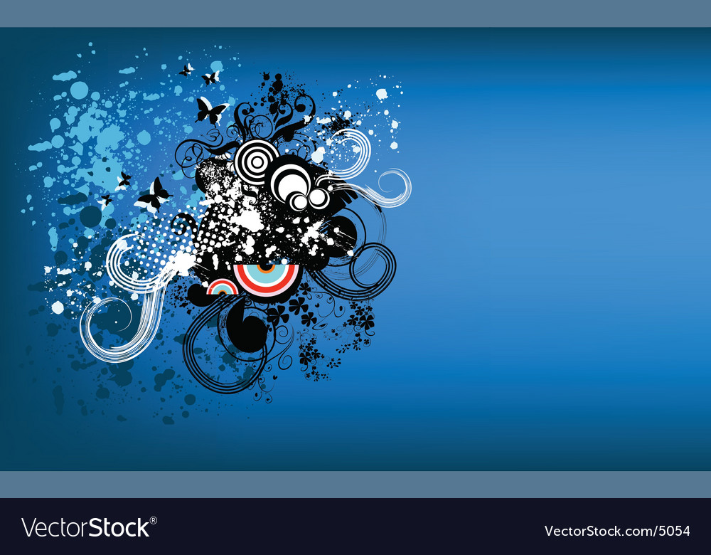 Abstract wallpaper vector