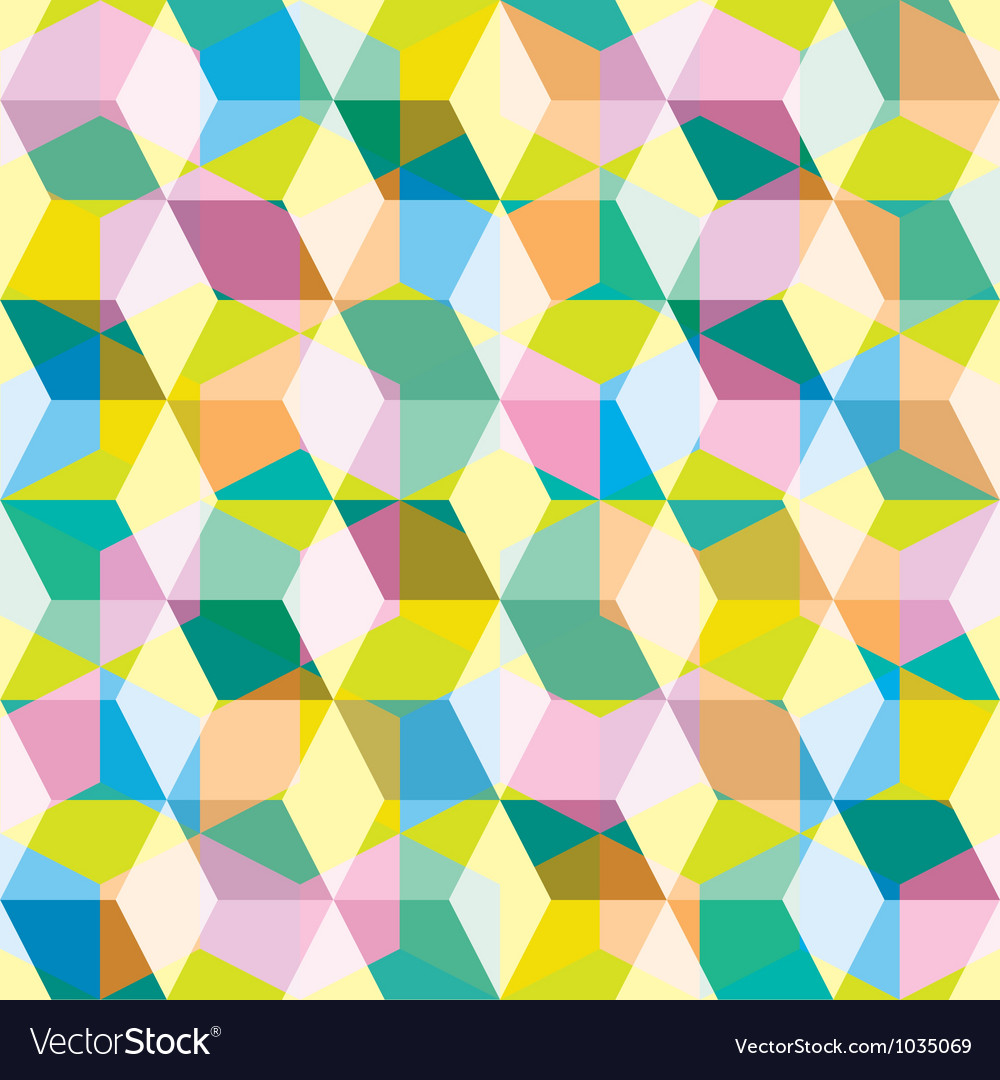 Eighties seamles background vector