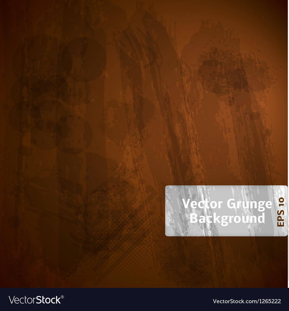 Grunge dark background vector