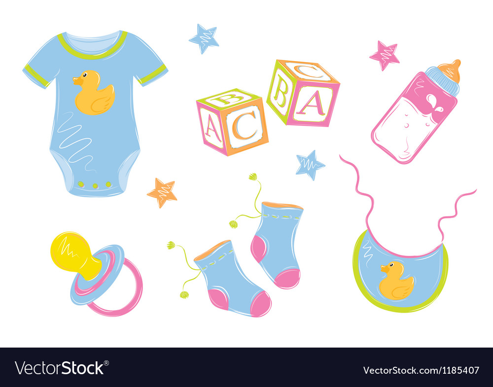 Children items vector