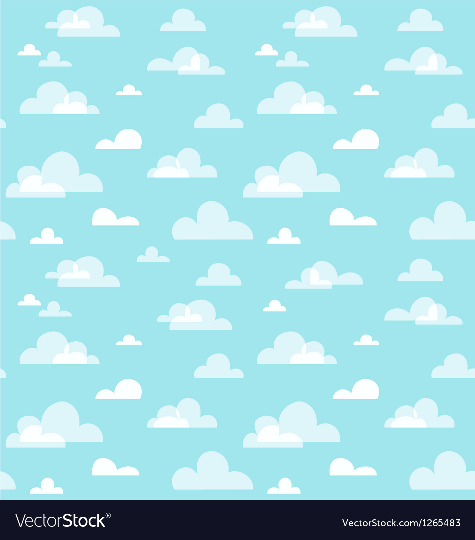 Free sky pattern vector