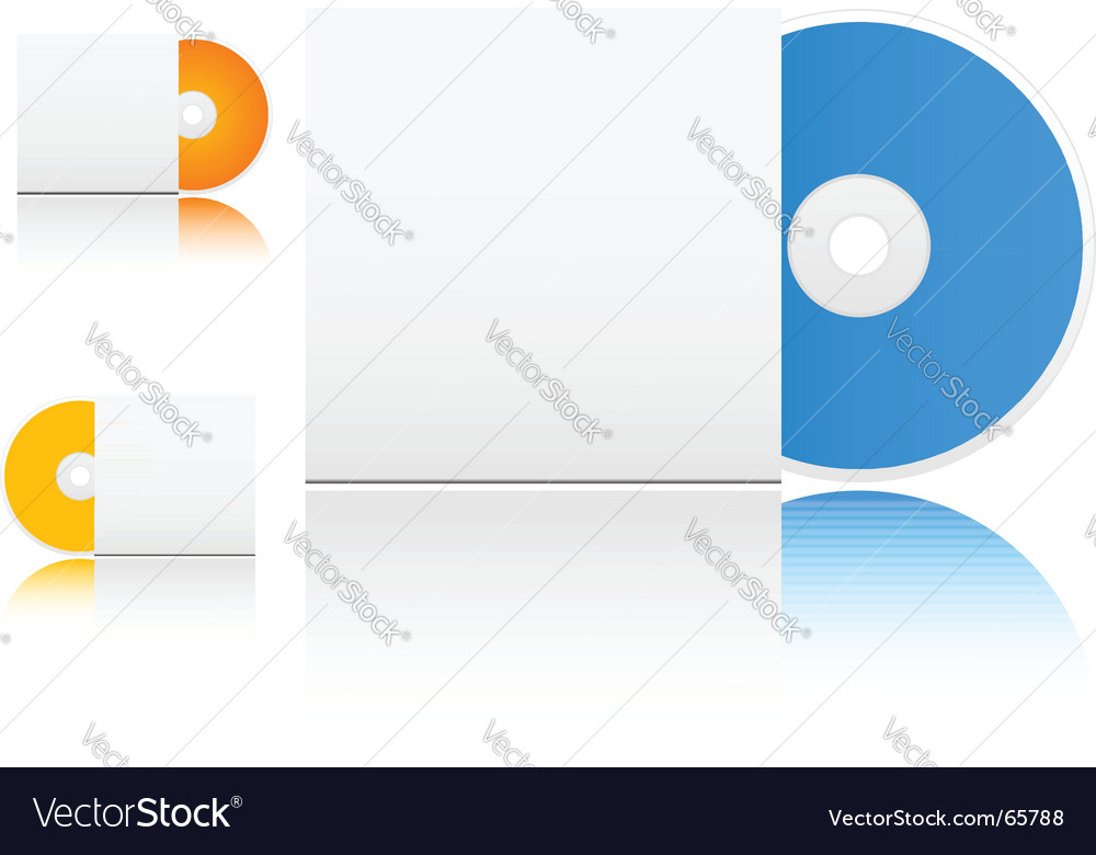 Cd with box vector