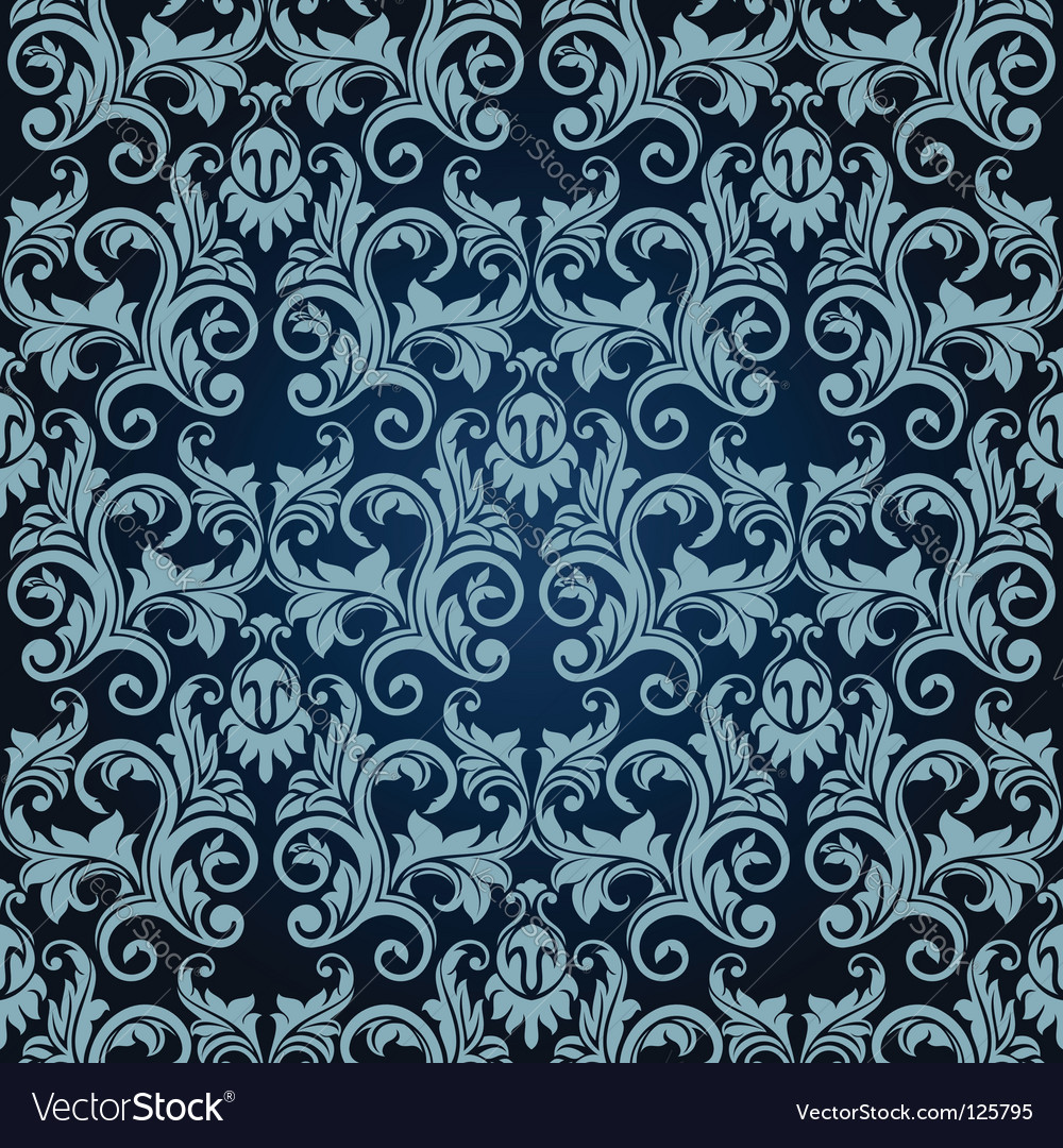 Seamless wallpaper vector