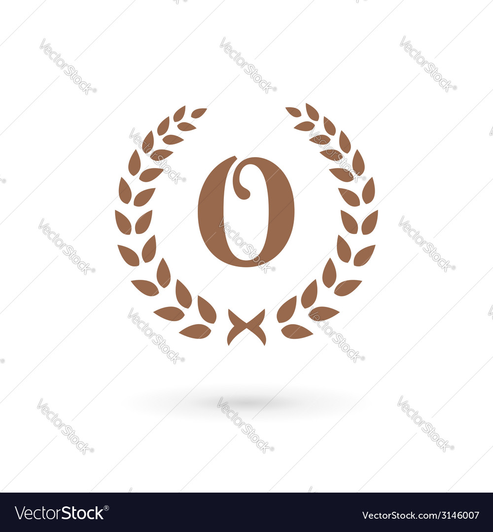 Free Letter Based Logo Maker  Vector Template Design