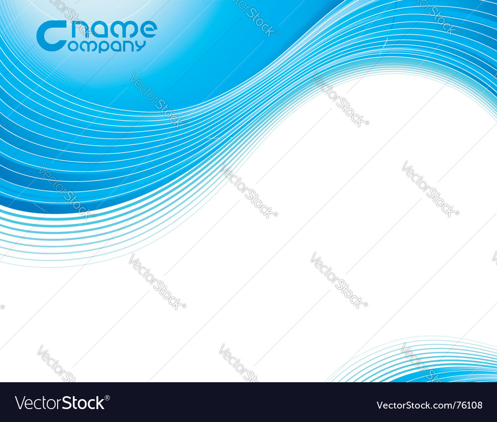 Abstract business design vector