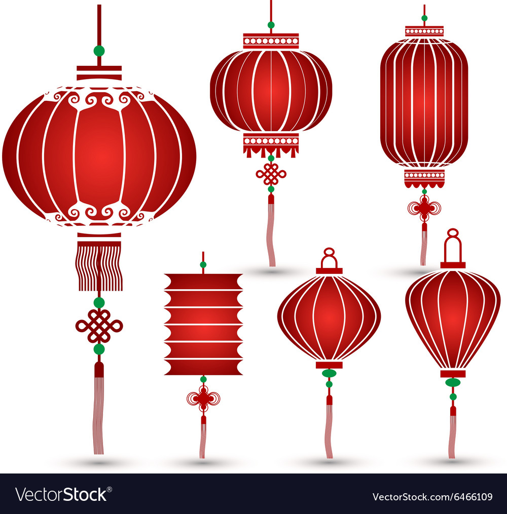 Chinese lantern vector by 9comeback - Image #6466109 ...