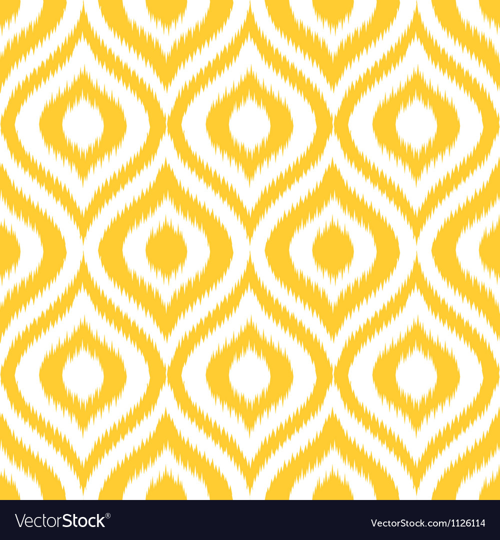 Retromodern net ikat vector