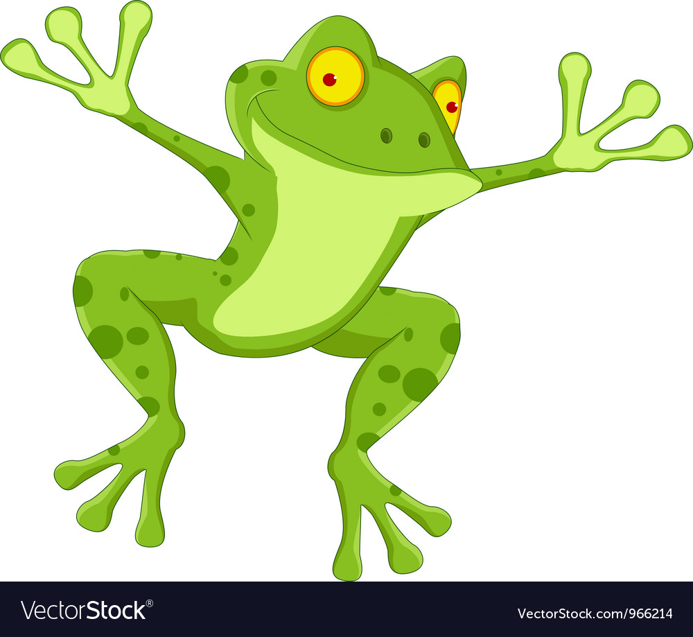 cartoon frog names