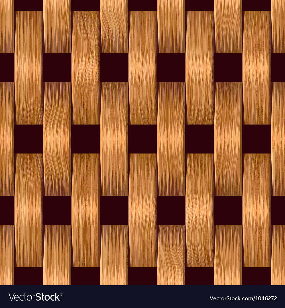 Wooden blocks grid vector