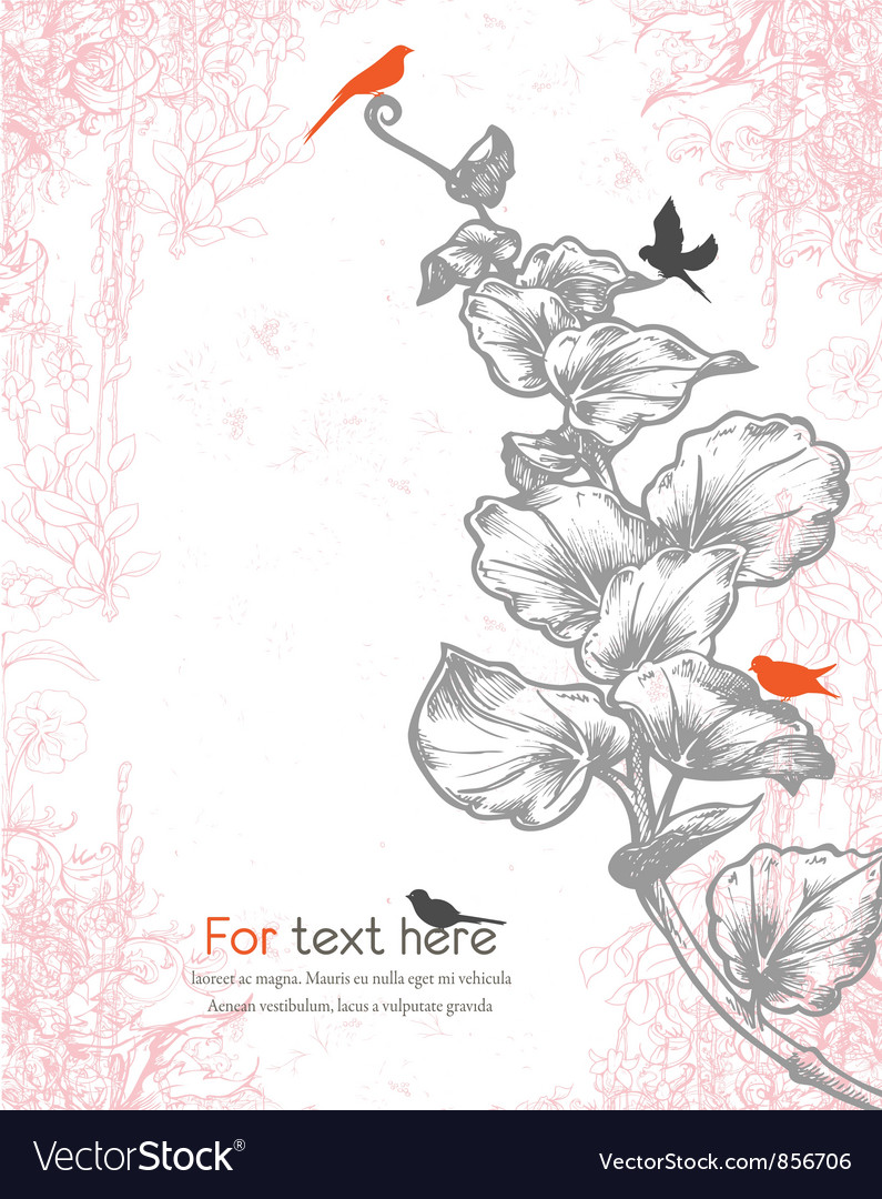 Vintage Floral Background Stock Images Page Everypixel