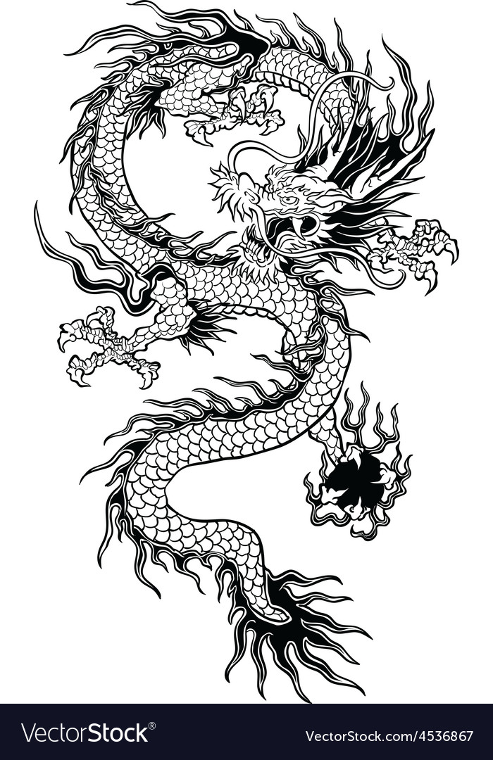 Chinese Dragon Stock Photos, Royalty-Free Images & Vectors ...