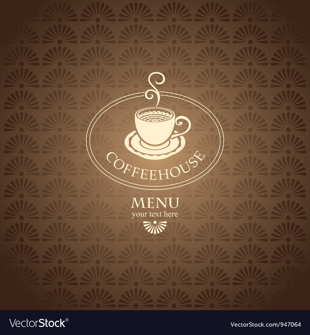 Coffeehouse vector