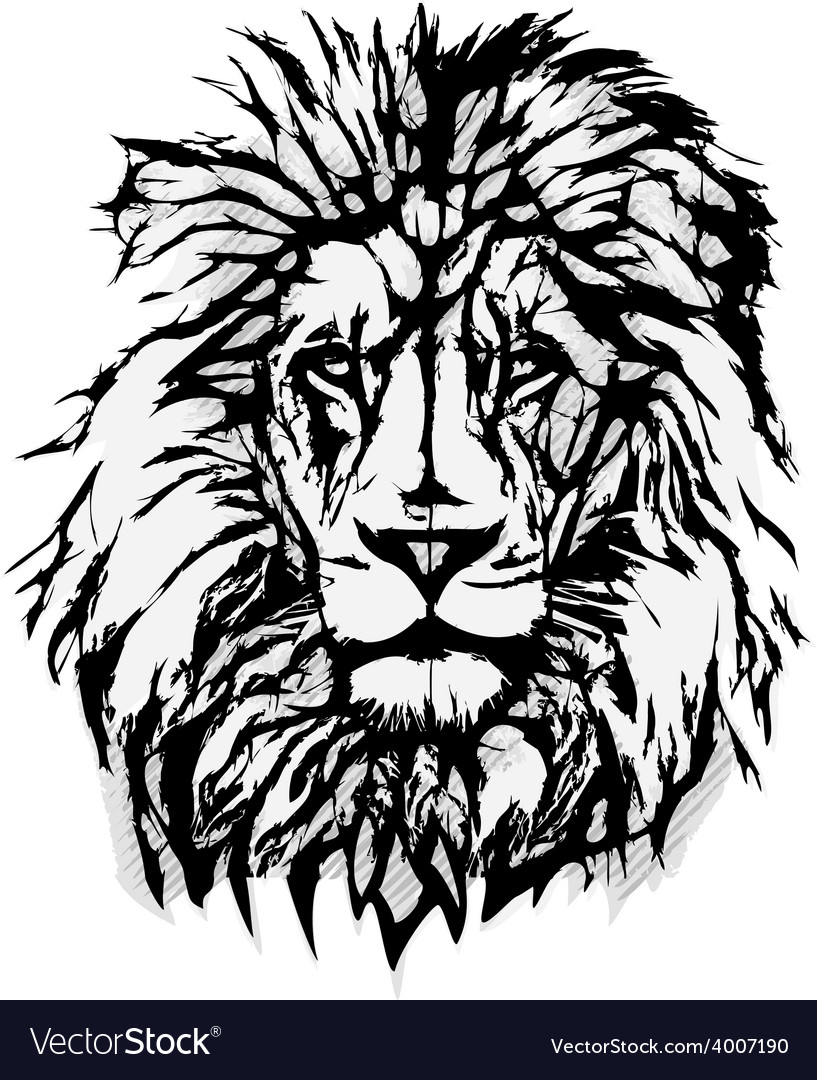 Tribal Lion image 2