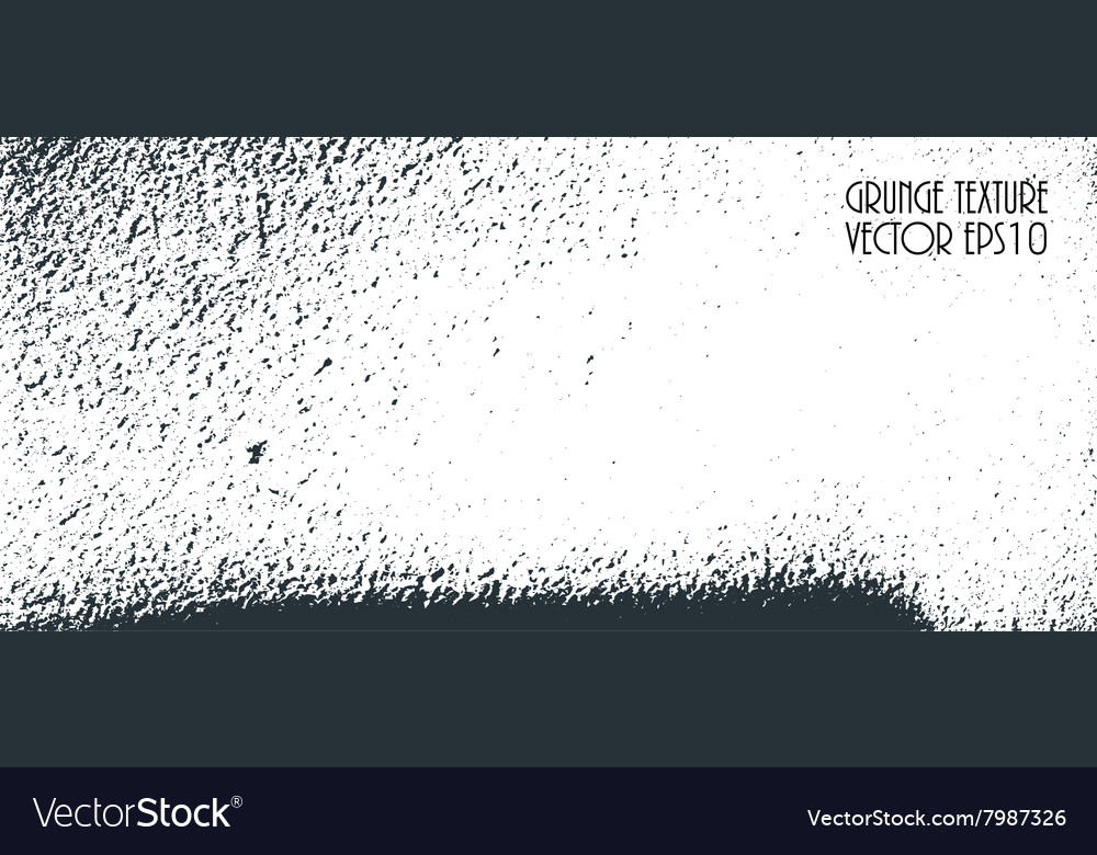 Grunge texture horizontal