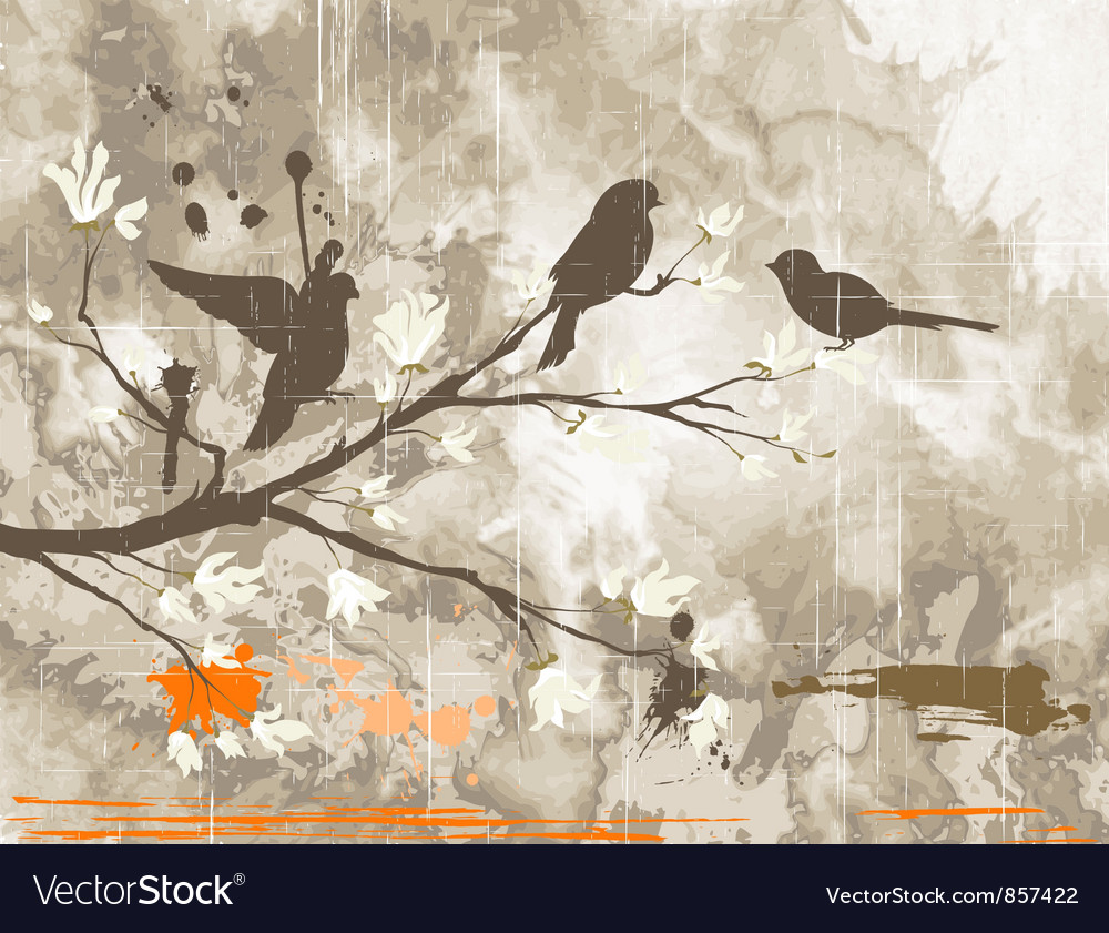 Free vintage background vector