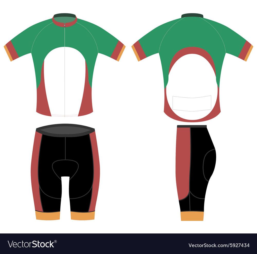 Bike sport shirt design