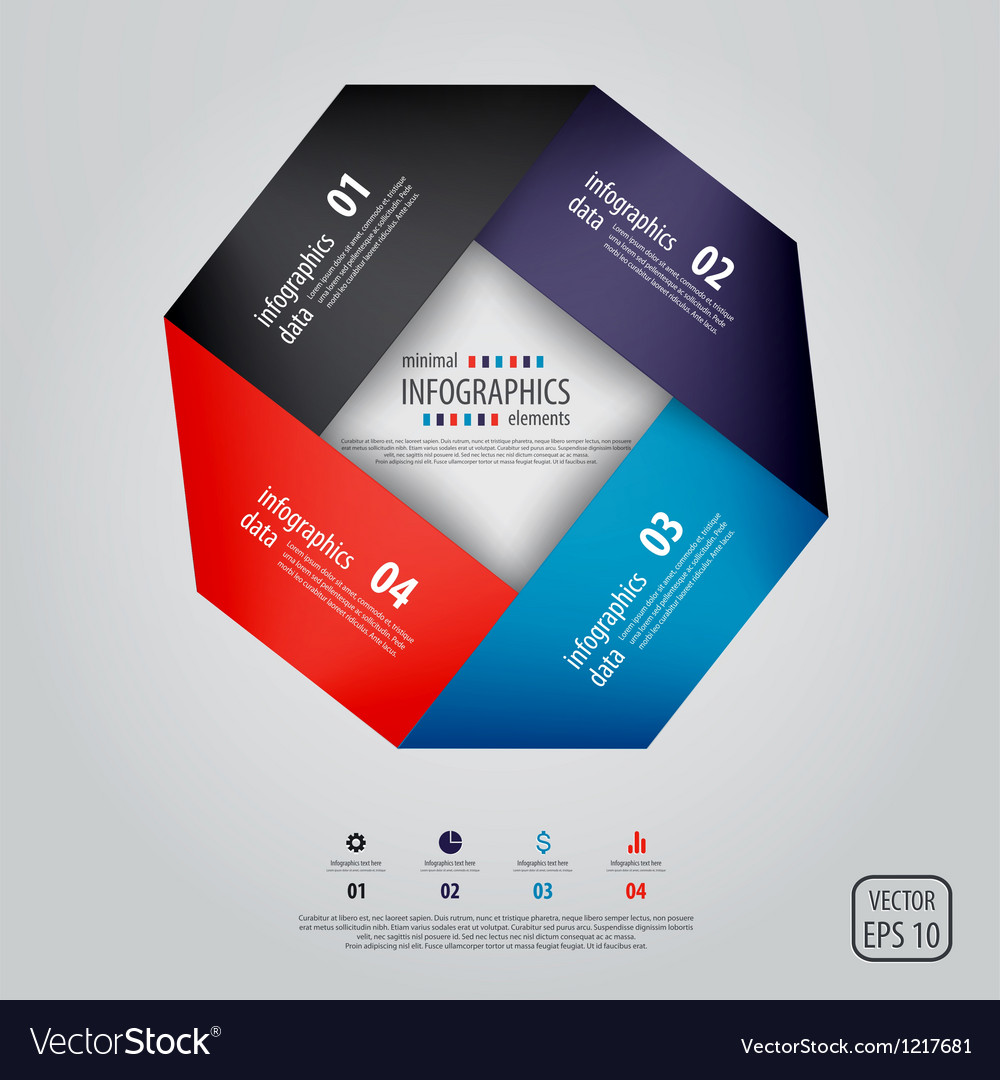 Infographics design 5 vector