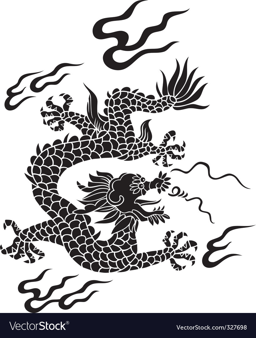 Dragon Vector Images (over 7,010) - VectorStock