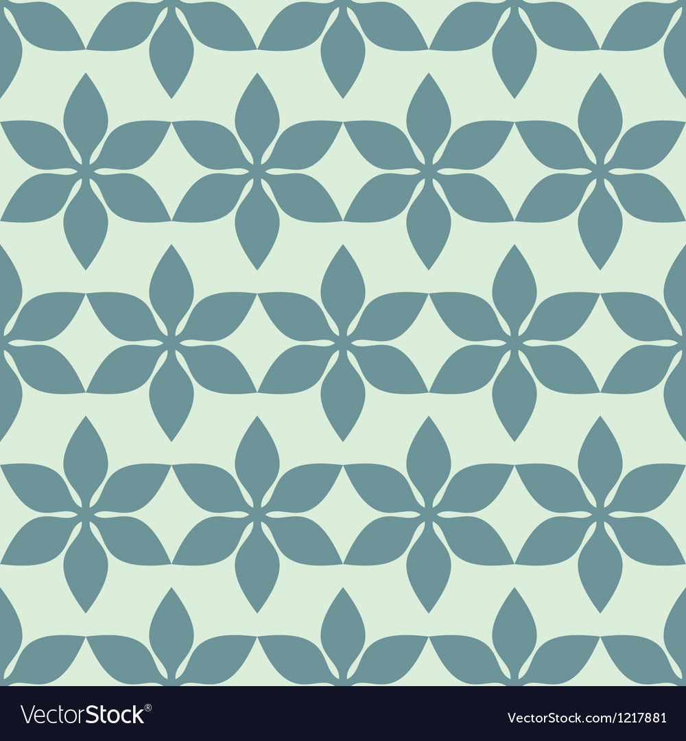 Seamless ornament pattern vector