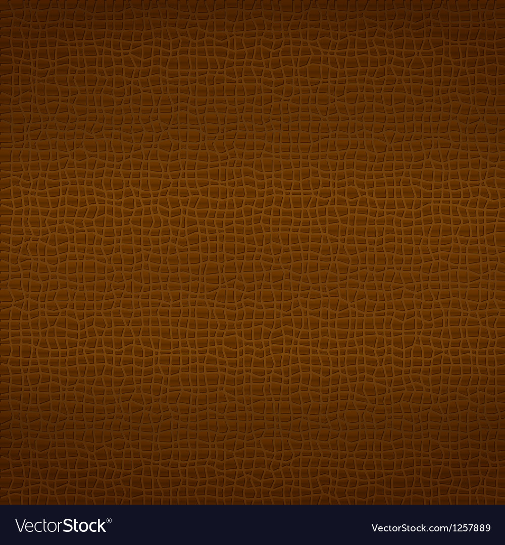 Free brown leather texture vector