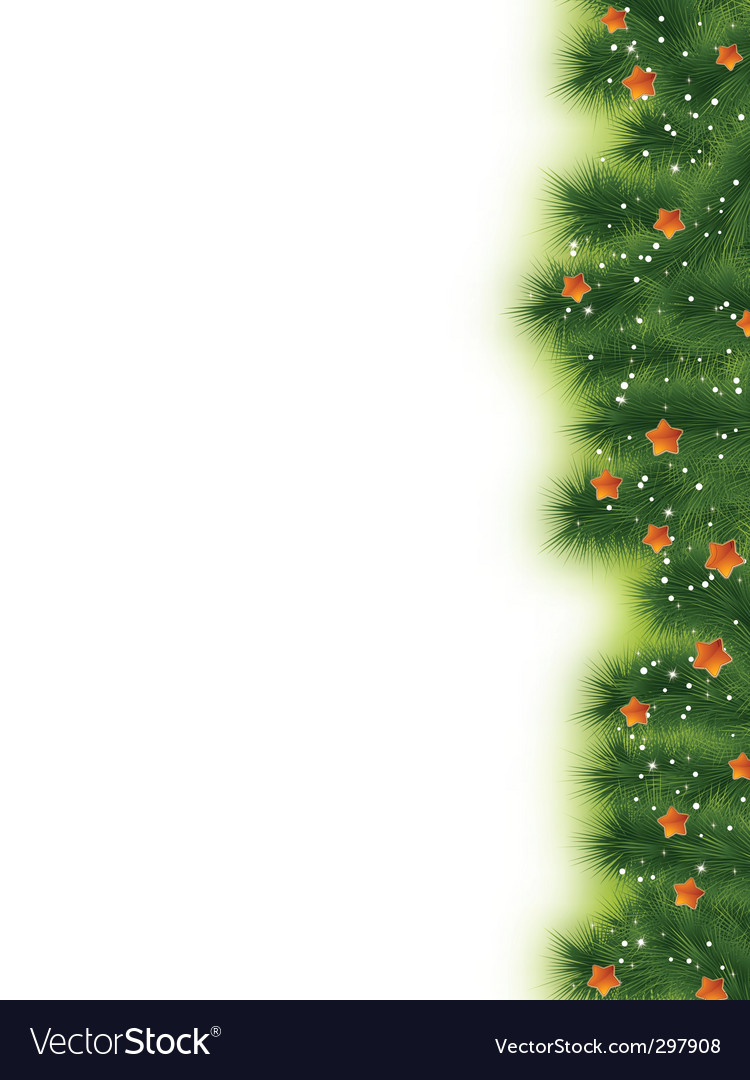 Christmas card border vector by beholdereye - Image #297908 ...