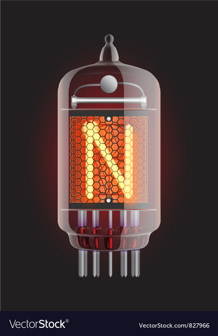 Nixie tube indicator