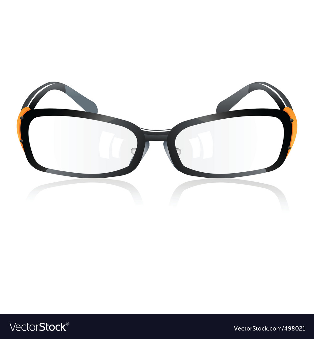 Spectacles vector