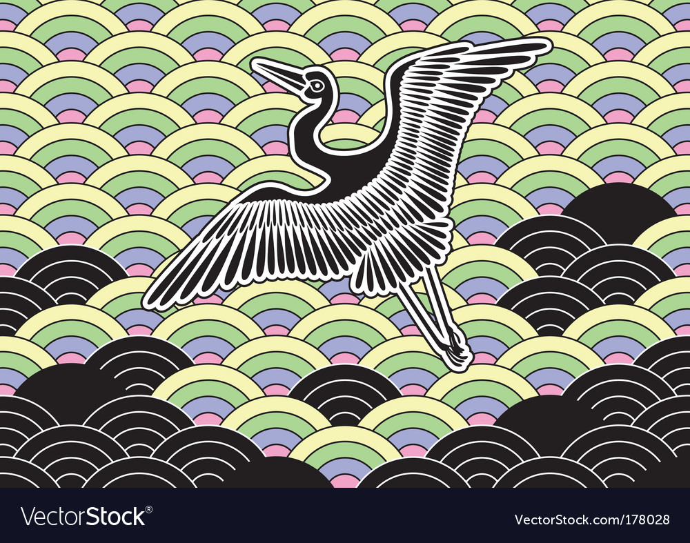 Japan pattern vector by Axusha - Image #178028 - VectorStock