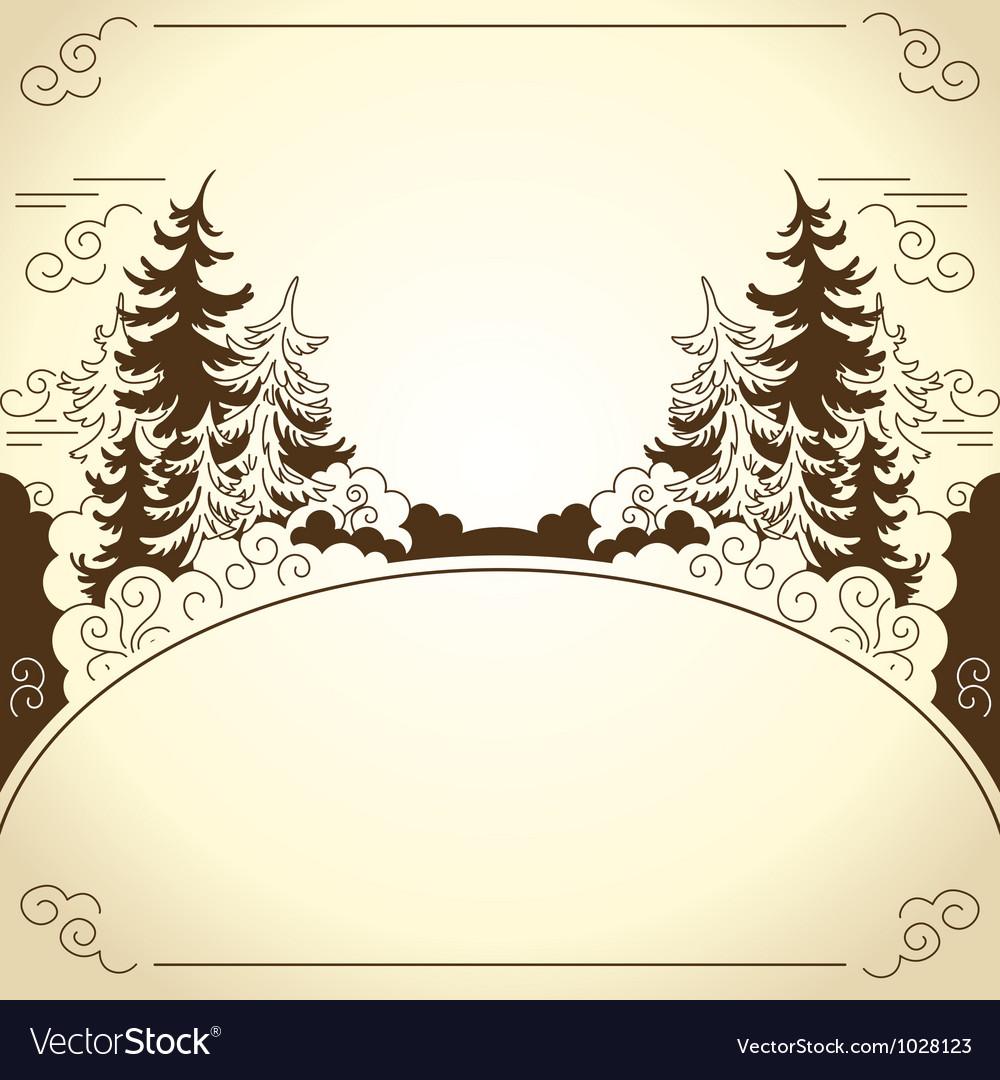 Landscape frame