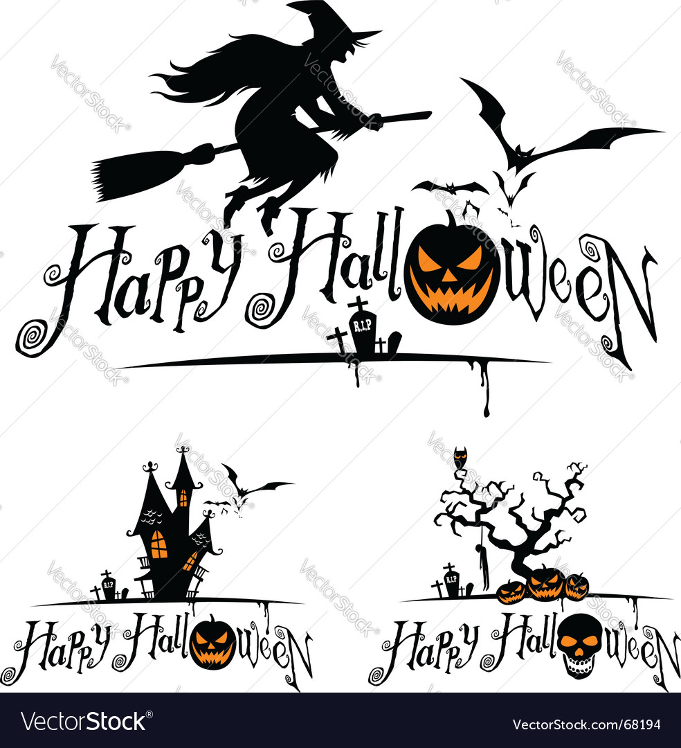 Halloween Vectors halloween vector Halloween Vector