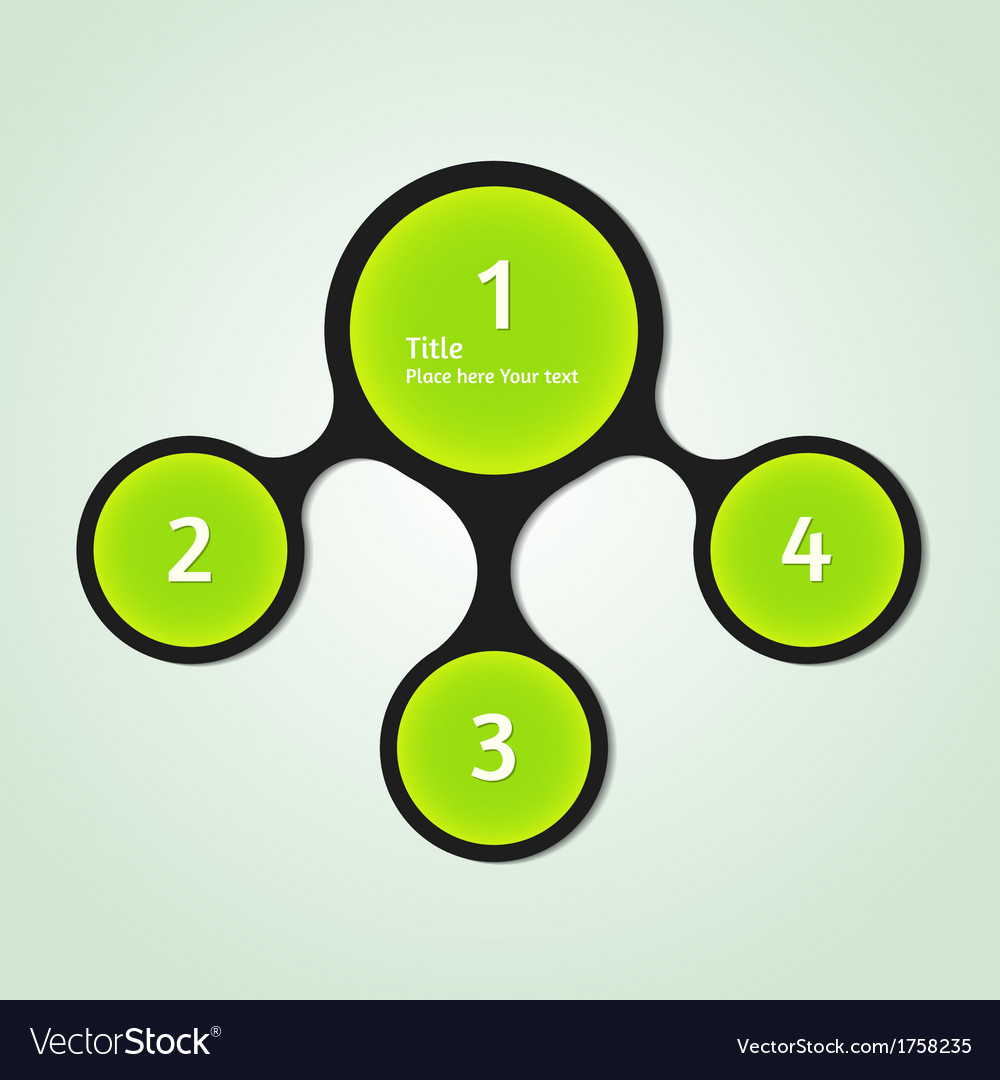 Abstract infographic background vector by JenEmilia - Image ...