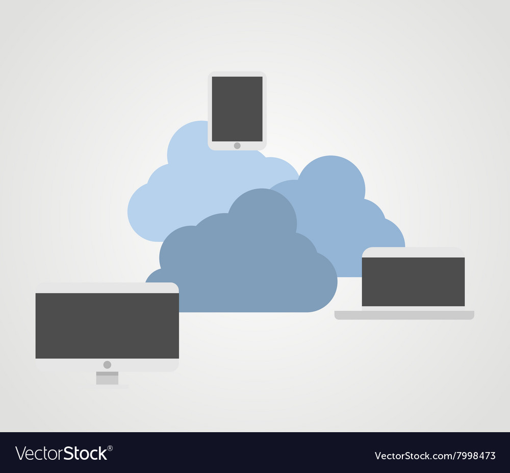 Cloud technology and computers