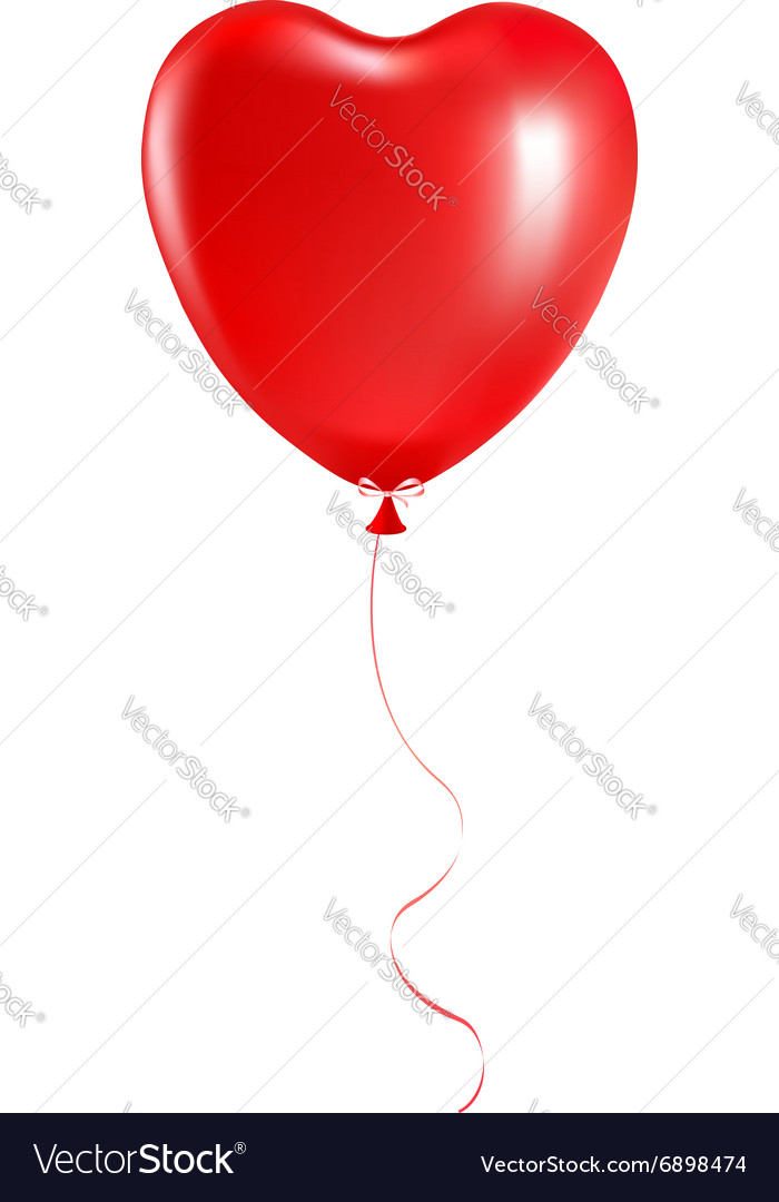 Heart balloon vector by altoclassic image 6898474 - How to make heart balloon ...
