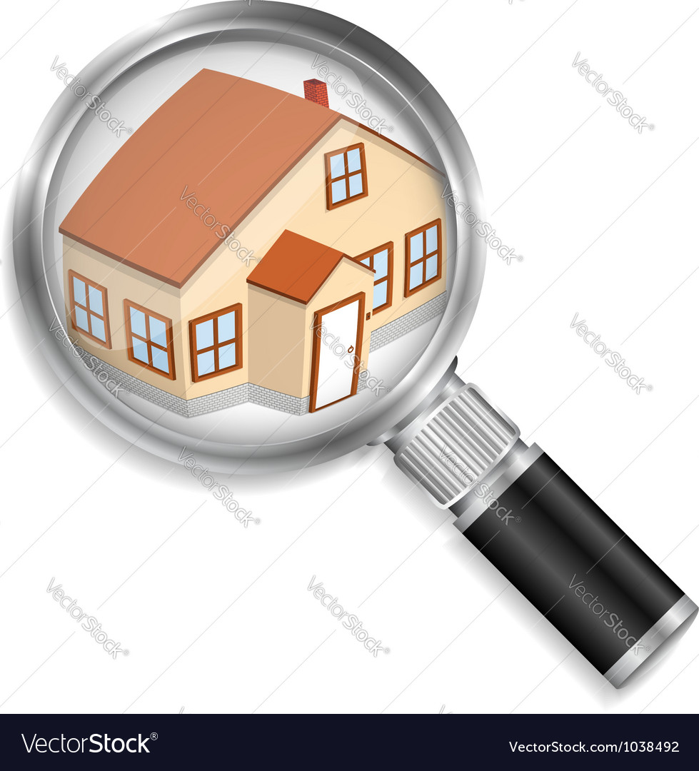 Search house vector