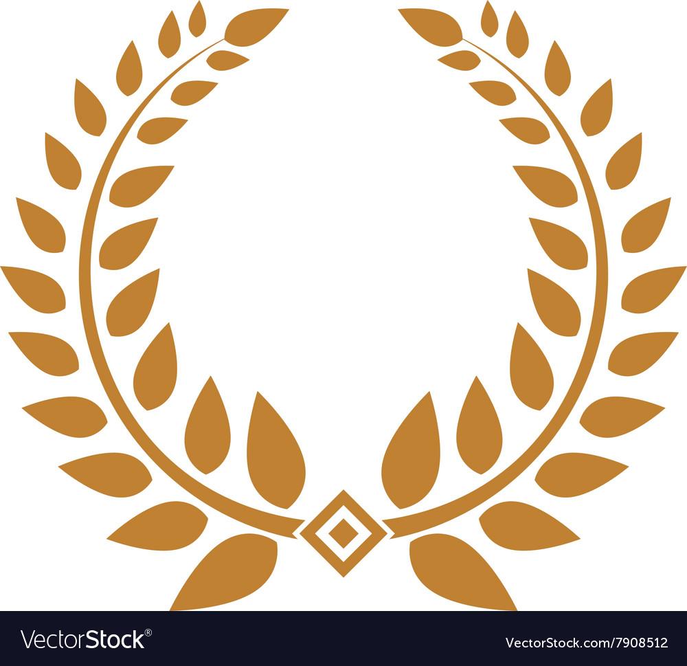 Wheat logo template vector by elaelo - Image #7908512 - VectorStock