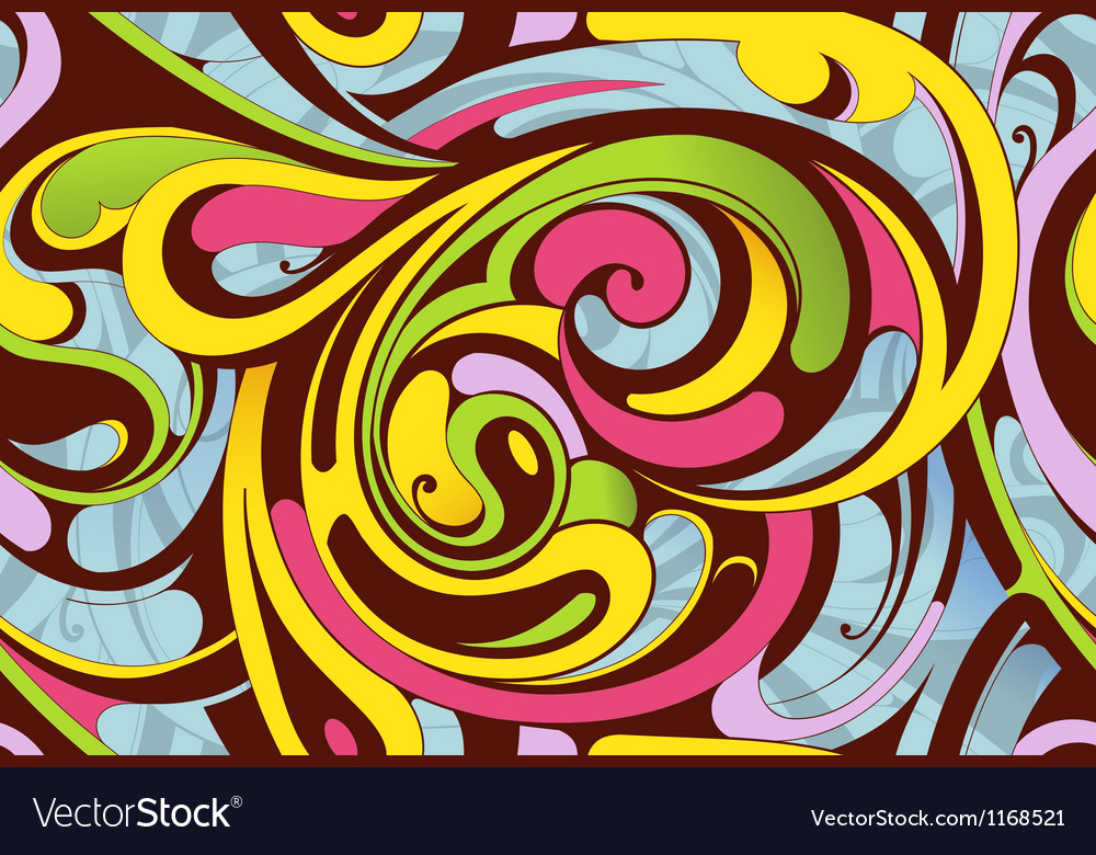 Seamless abstraction vector