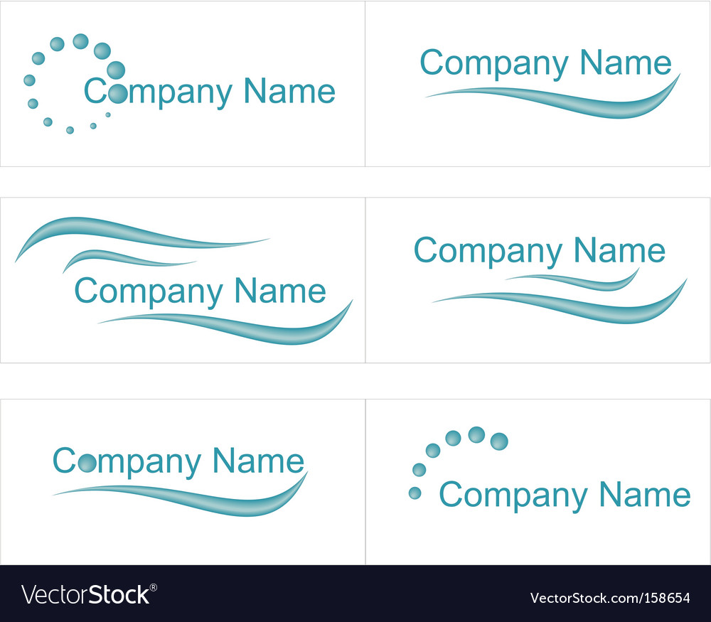 Logotype vector