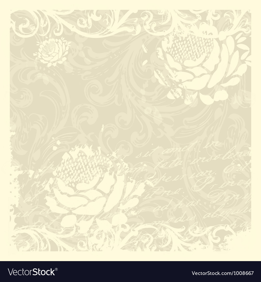 Historical background vector