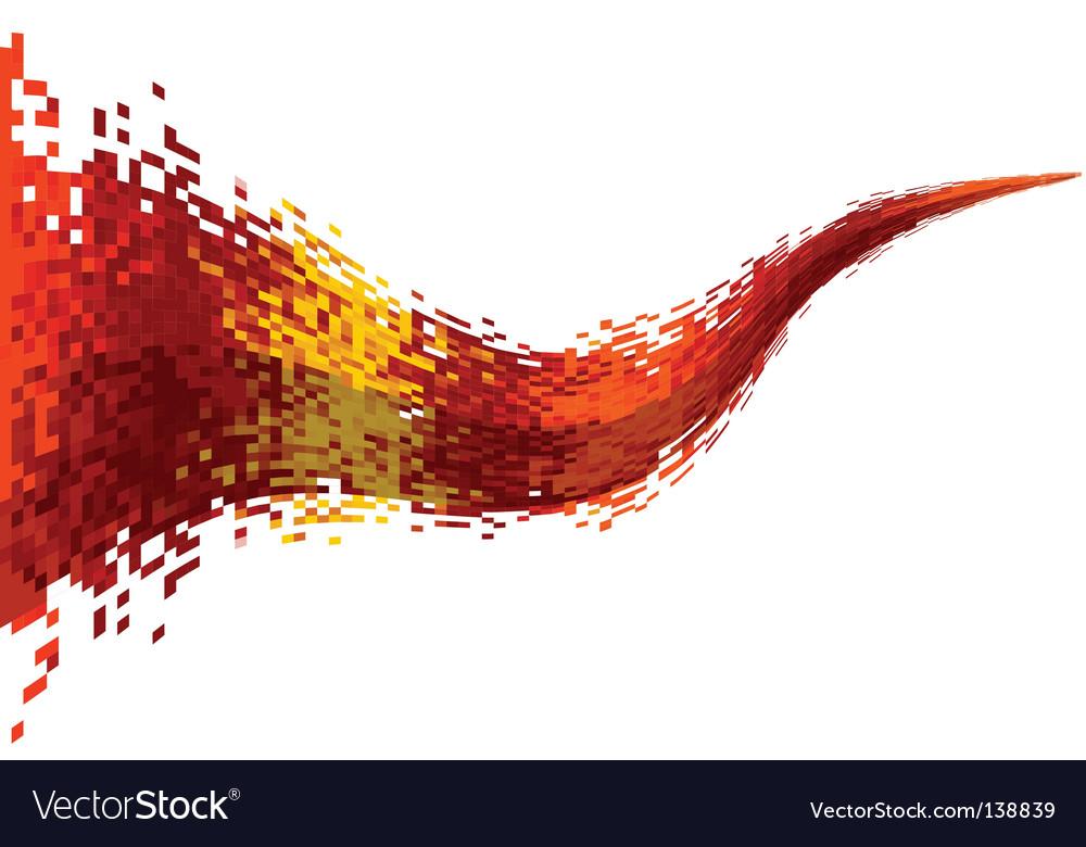 Data stream Vector Image by viktorus - Image #117155 - VectorStock
