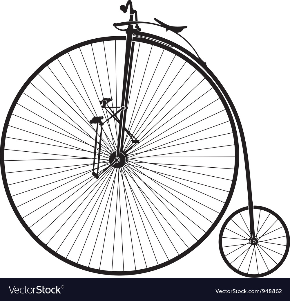 Velocipede vector