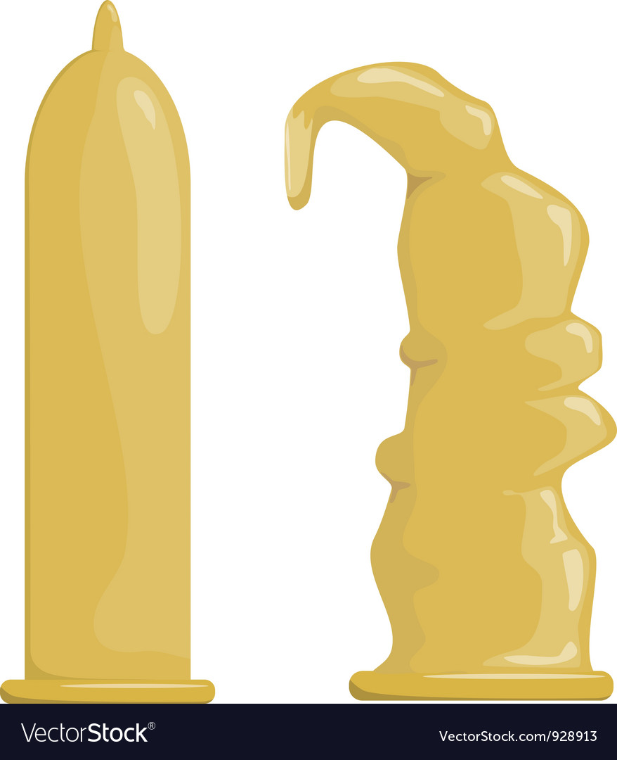 Condoms eps10 vector