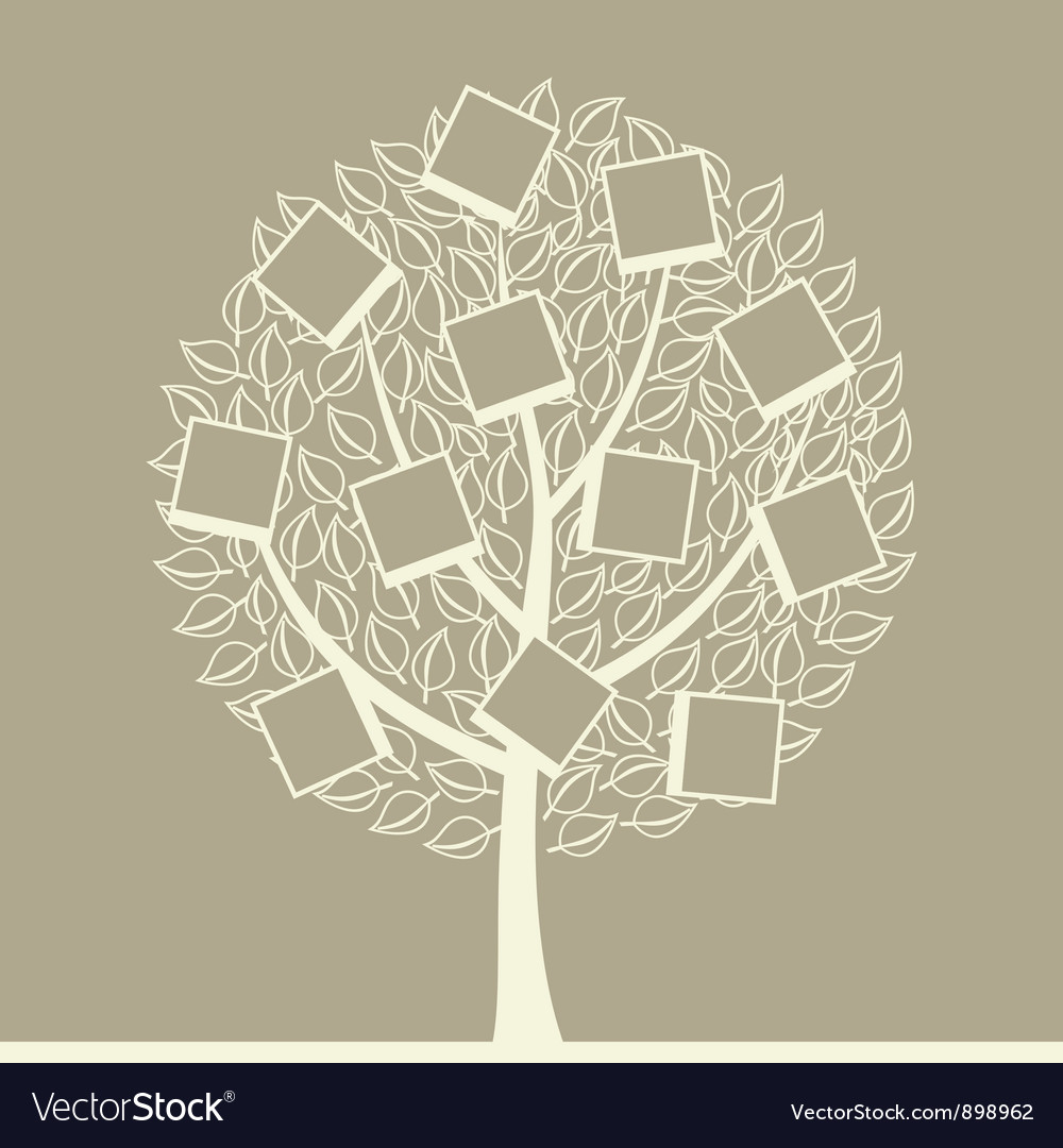 Photo a tree vector