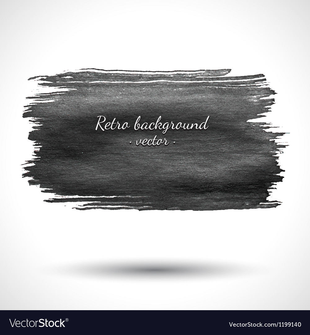 Retro grunge background vector